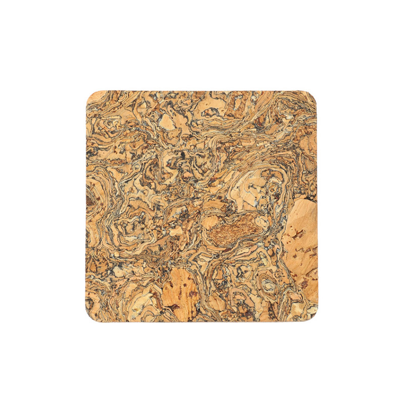 CORK COASTER SQUARE