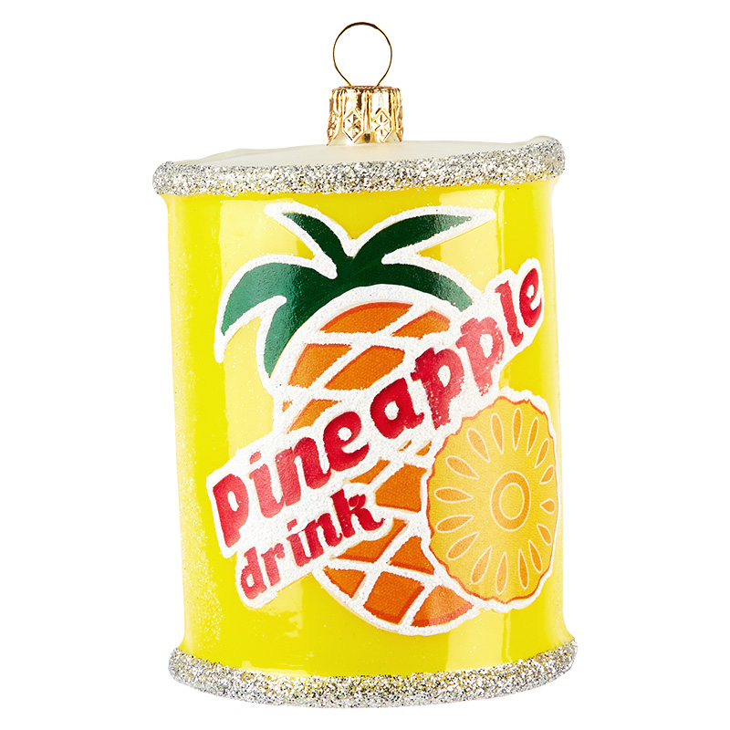 PINEAPPLE DRINK CAN