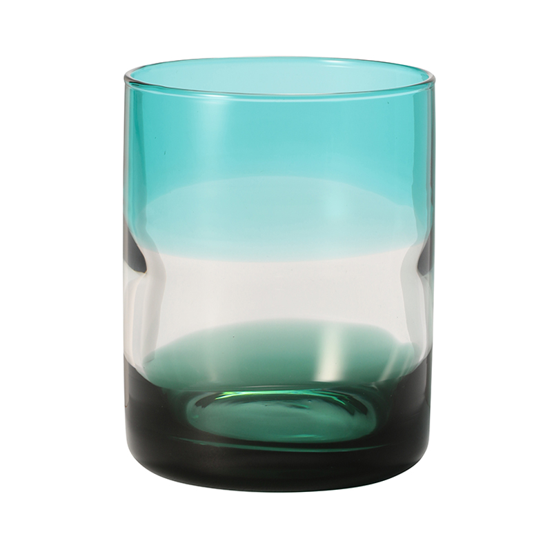 OMBRE TUMBLER  BLUE AND PETROL