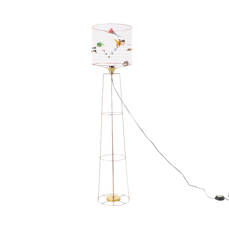 LA VOLIERE FLOOR LAMP