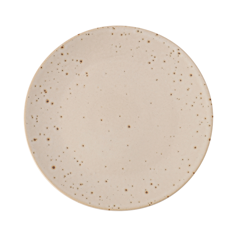 SPECKLE SIDE PLATE 22CM