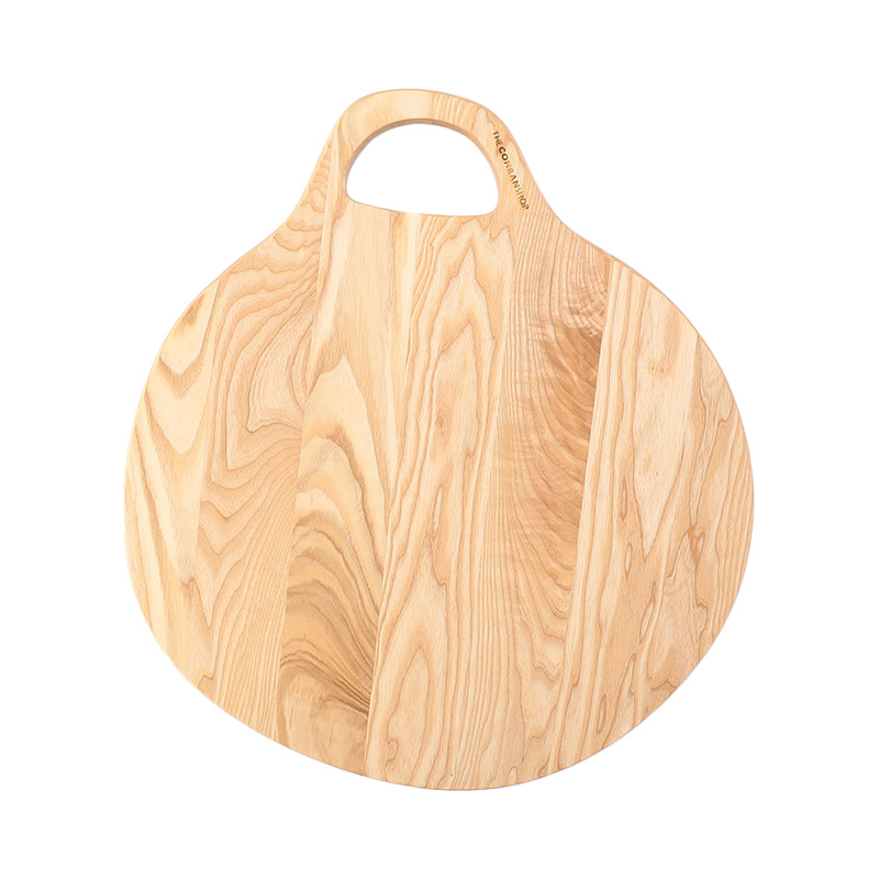 ROUND CHOPPING BOARD ASH (41.7 X 38CM)