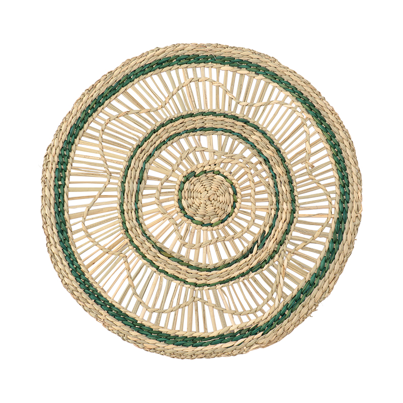 SAPA WOVEN GREEN PLACEMAT