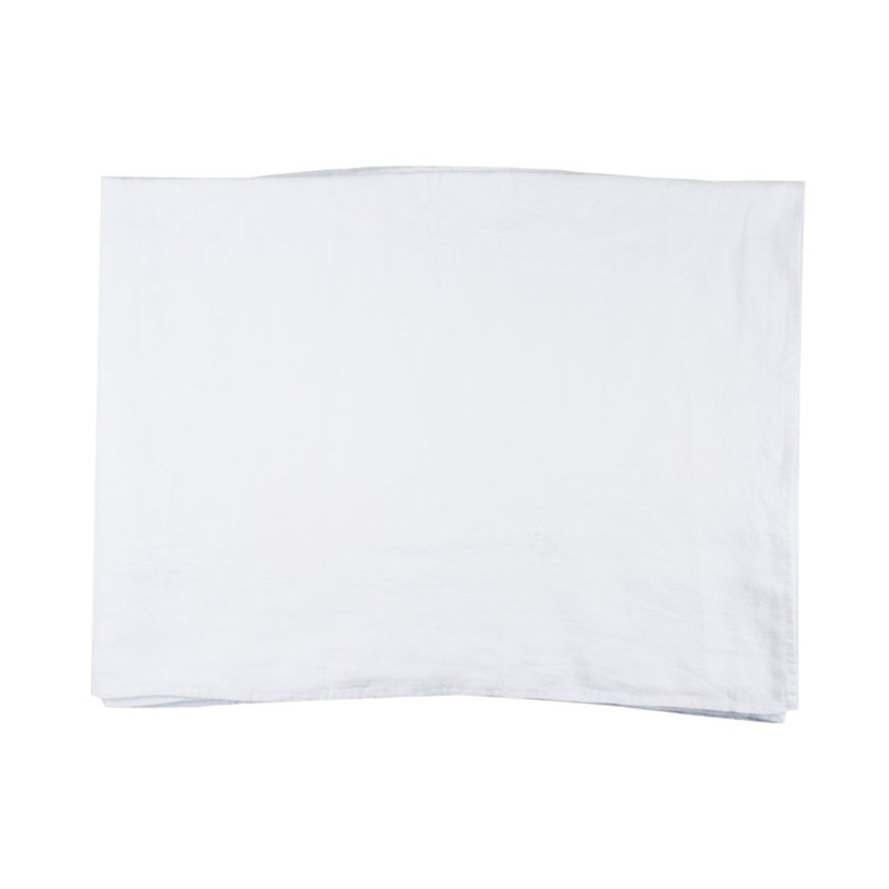 LINEN TABLE CLOTH WHITE 170X240