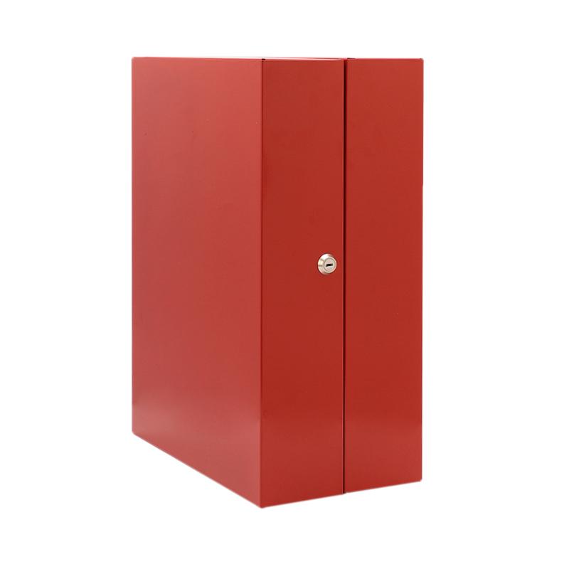 BATHROOM MEDICINE CABINET RED 32×45×19