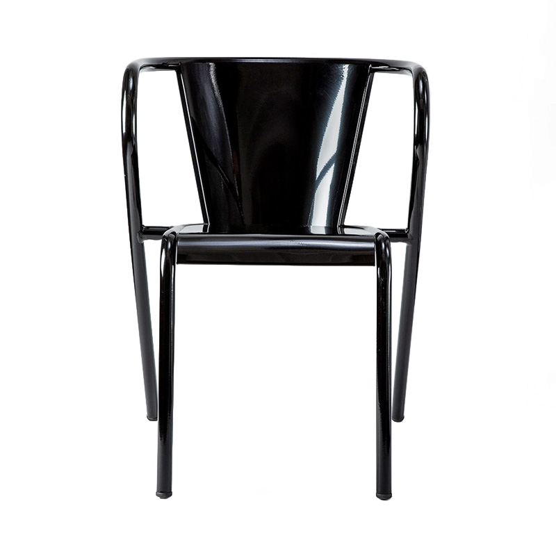 PORTUGUESE CHAIR 5008 BLACK GLOSS