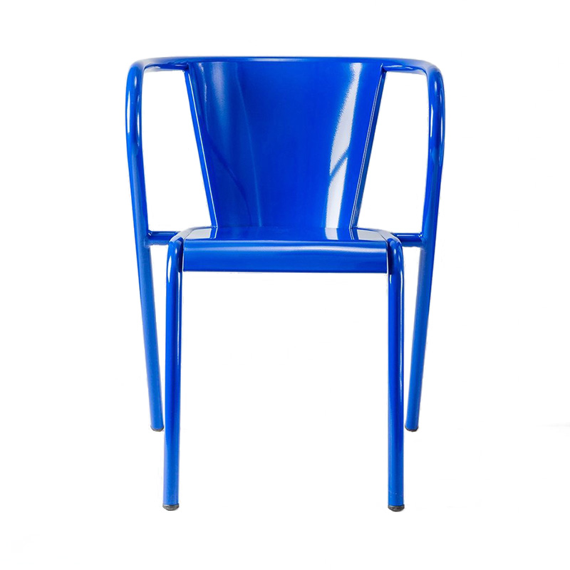 PORTUGUESE CHAIR 5008 BLUE GLOSS