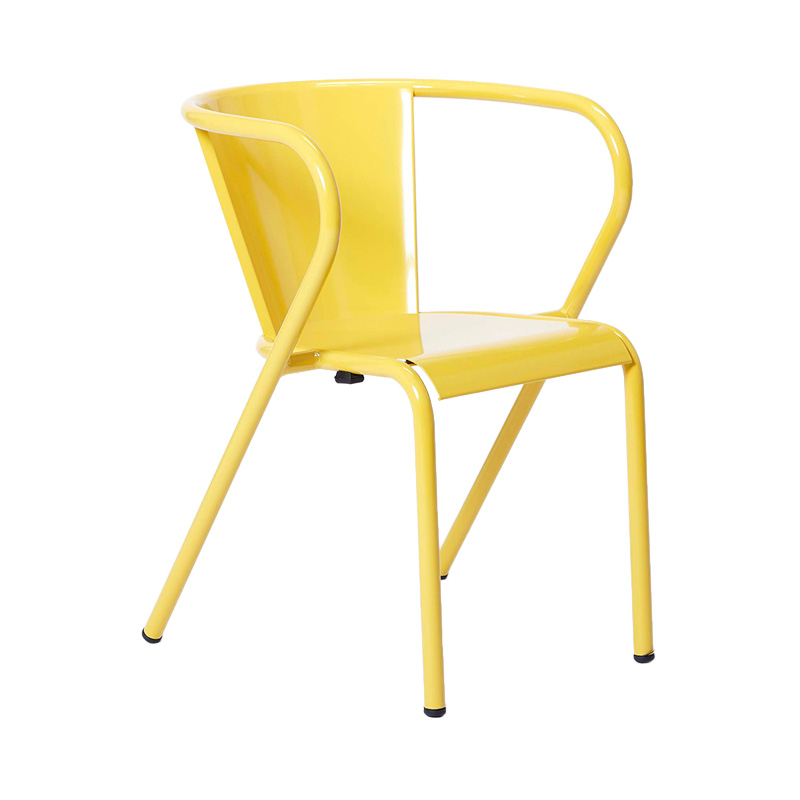PORTUGUESE CHAIR 5008 YELLOW GLOSS
