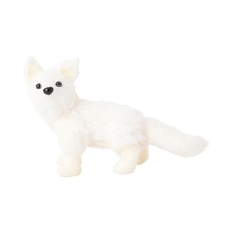 FABRIC BRISTLE BABY FOX