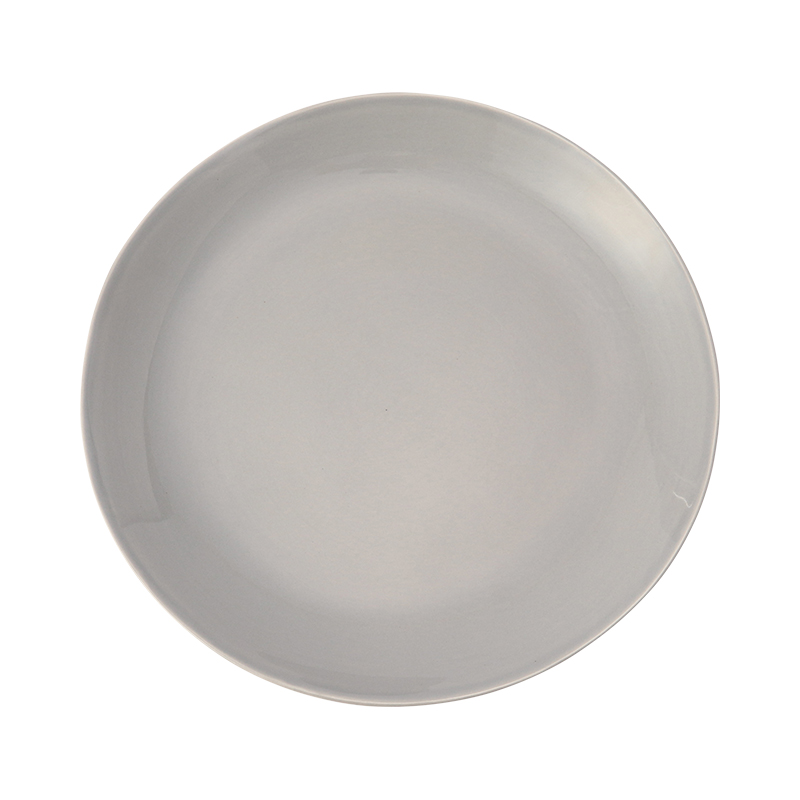 PINTURA WASHED DINNER PLATE GREY