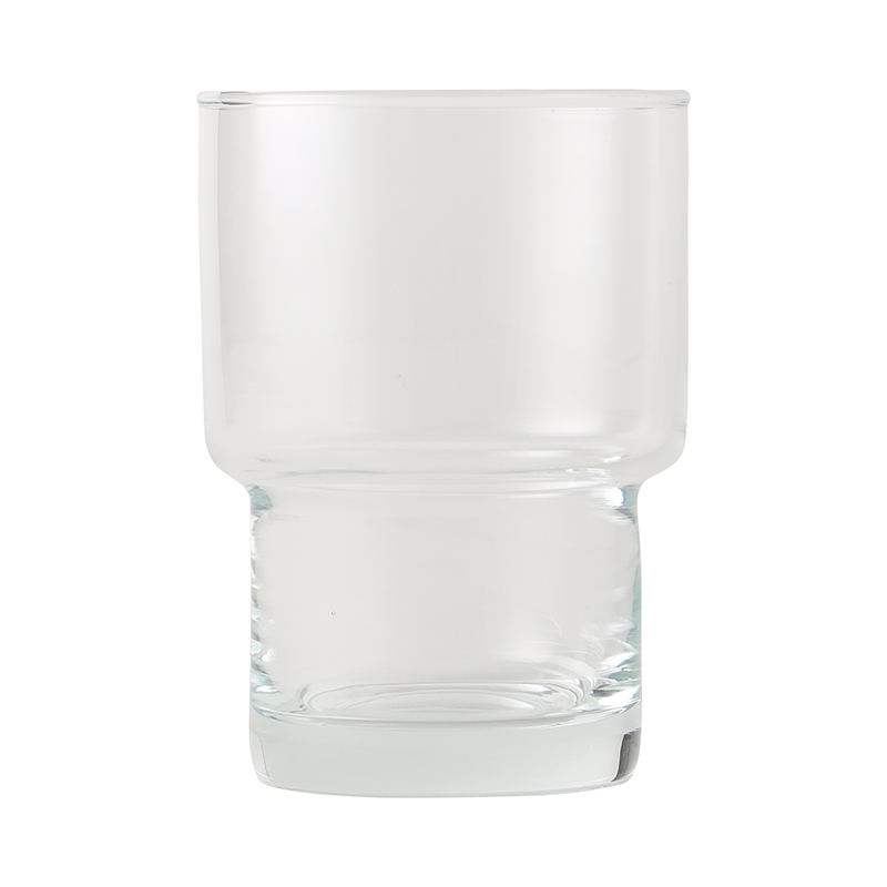 STACKING TUMBLER CLEAR