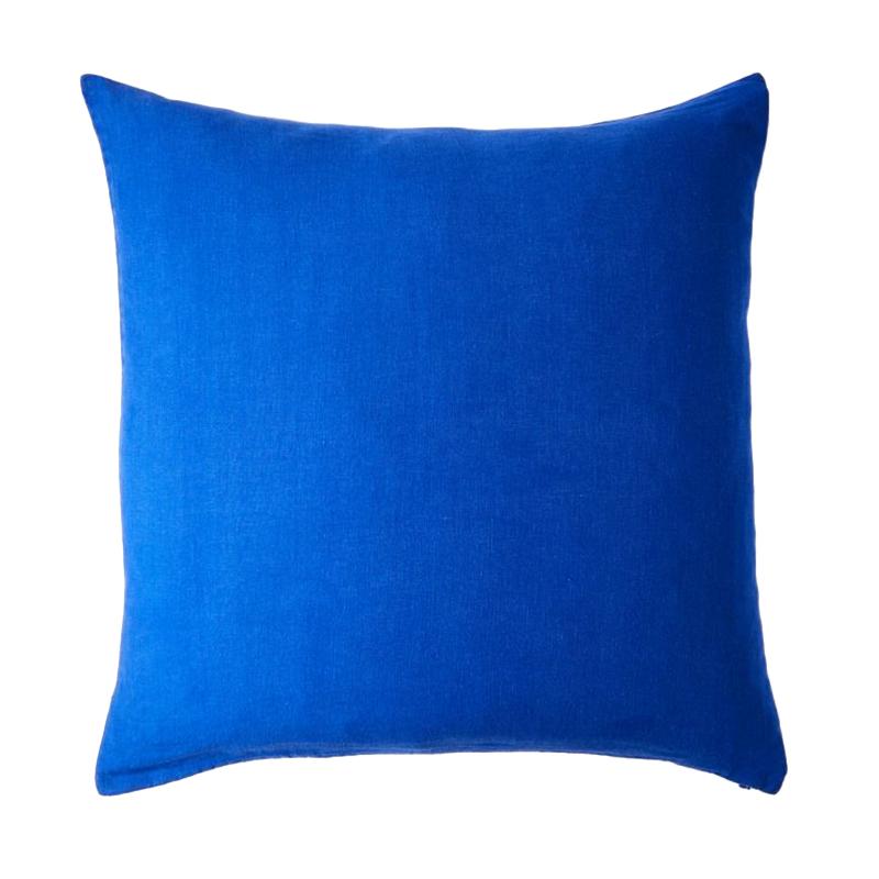 LINEN CC 65X65 WORKWEAR BLUE