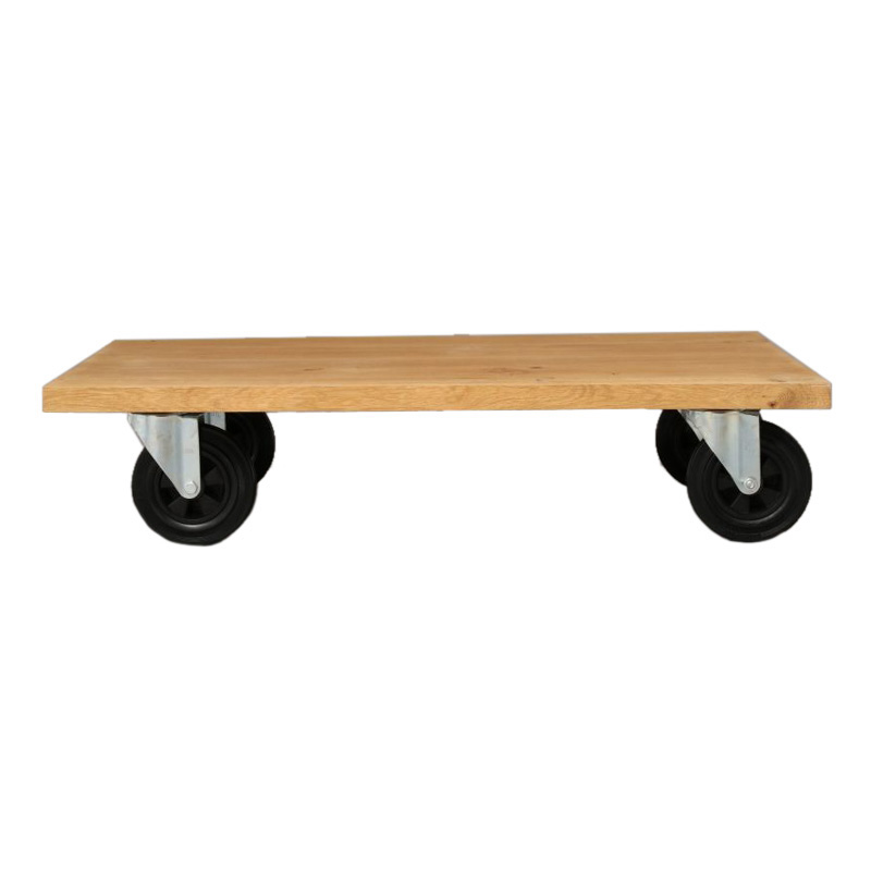 ROLLER COFFEE TABLE