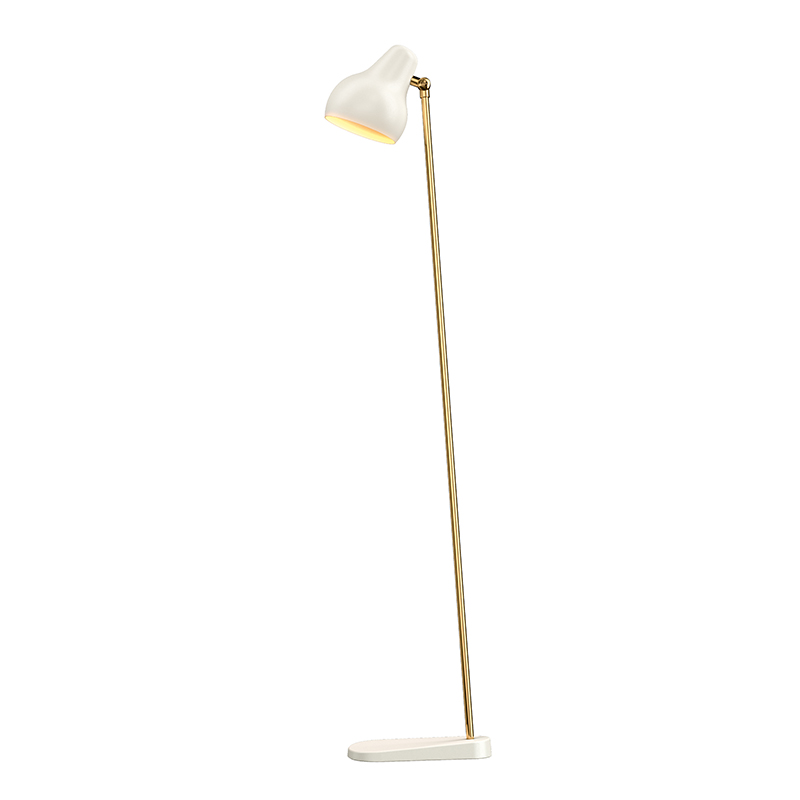 VL 38 FLOOR LAMP WHITE (Louis Poulsen)