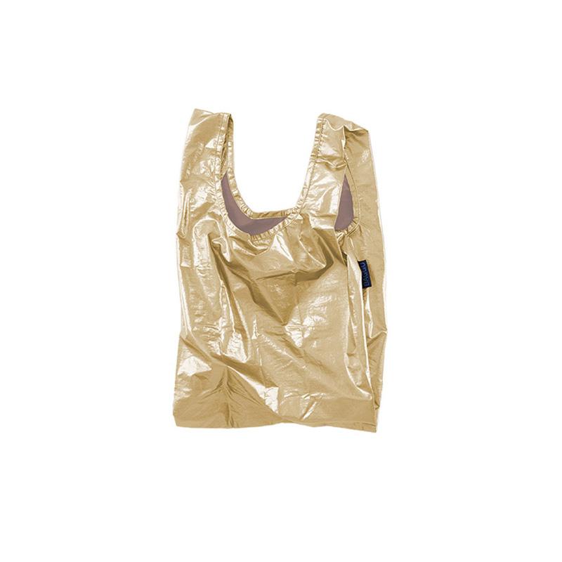 BABY BAGGU METALIC GOLD