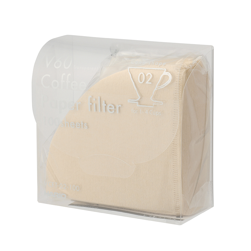 HARIO V60 COFFEE PAPER FILTER 100