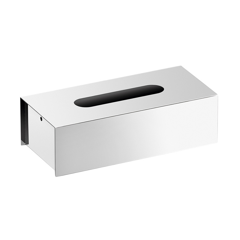 ZACK PURO TISSUE BOX MIRROR