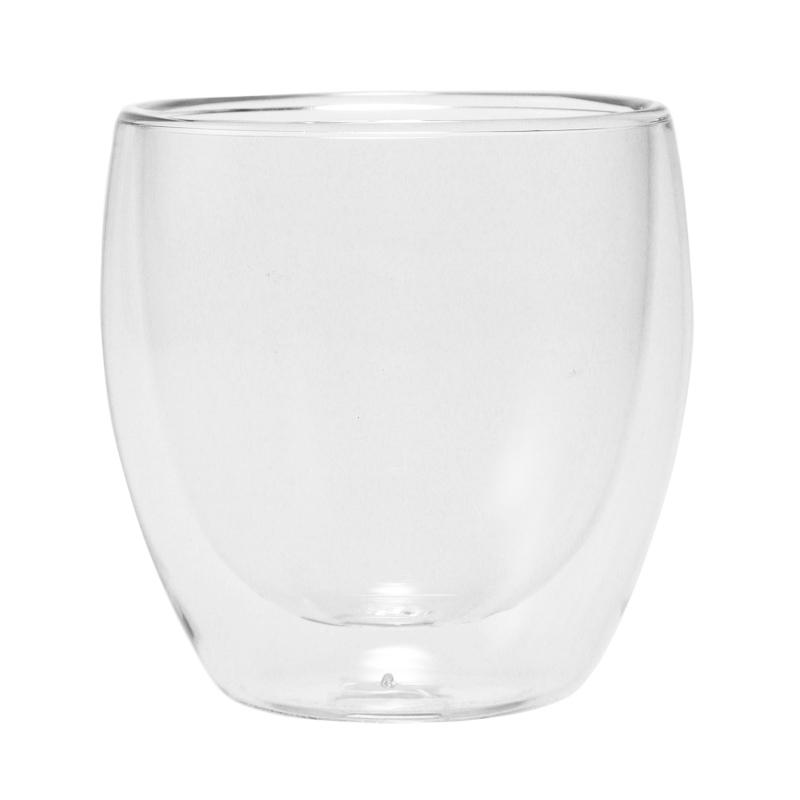 4558-10B BODUM PAVINA DOUBLEWALL GLASS 0.25LX1P