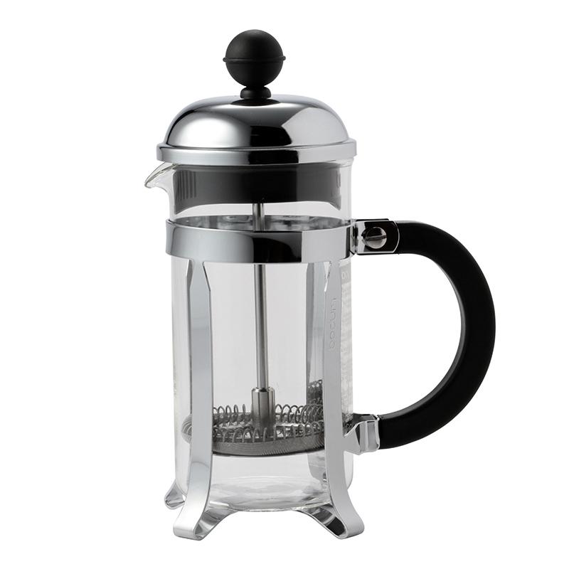 BODUM CHAMBORD COFFEEPOT 3CUP 0.35L