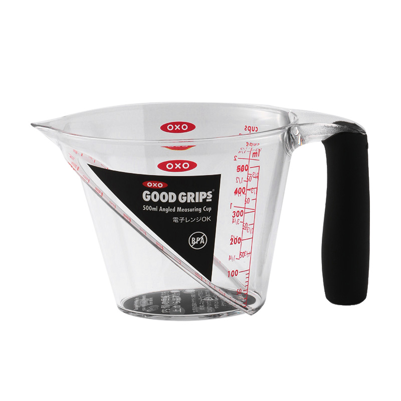 OXO GOODGRIPS ANGLED MEASURING CUP MEDIUM