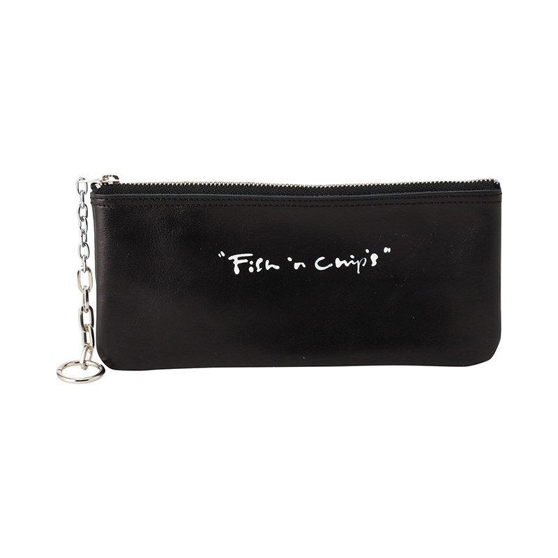 COXCOMB CASUAL WALLET BLACK 002