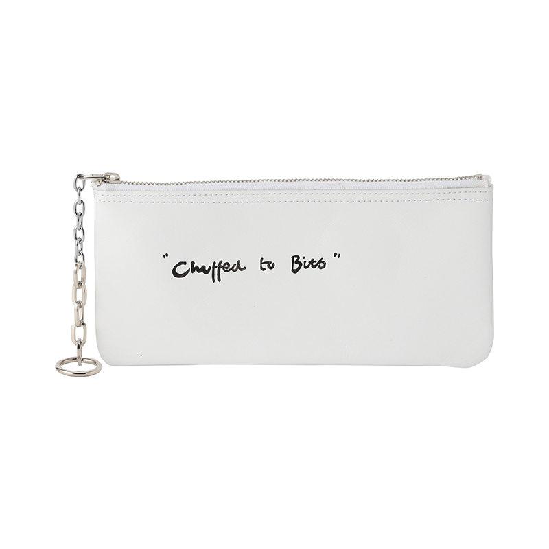 COXCOMB CASUAL WALLET WHITE 002