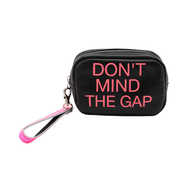 COXCOMB JUST IN CASE NEON PINK_DON'T MIND THE GAP
