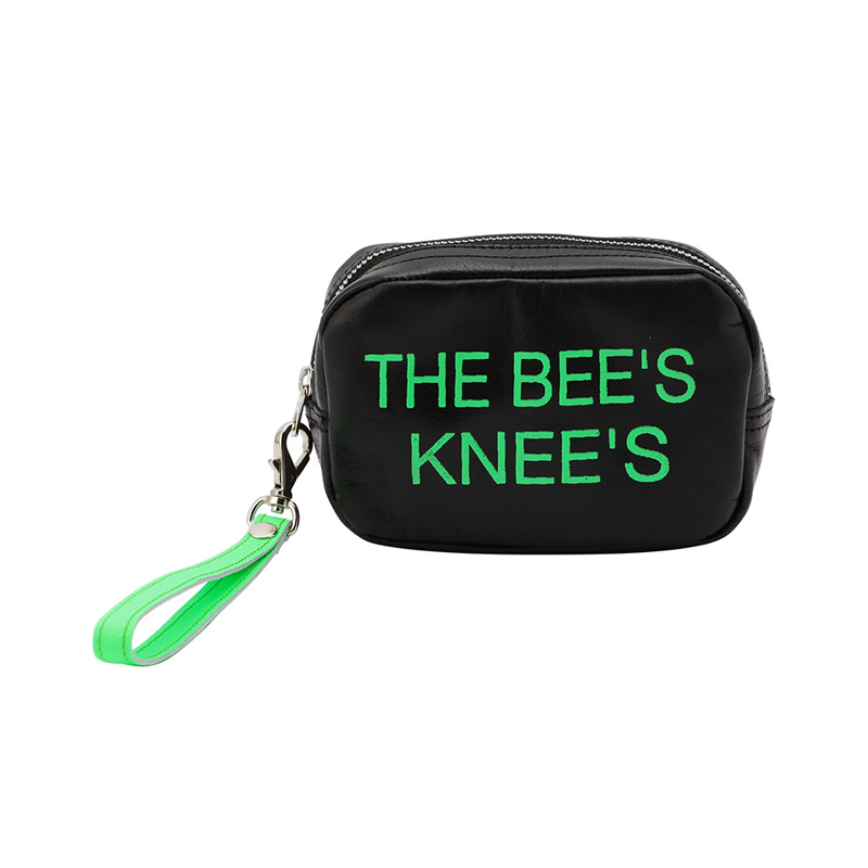 COXCOMB JUST IN CASE NEON GREEN_THE BEE'S KNEE'S