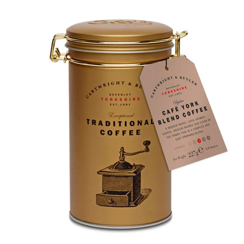 C&B YORK BLEND COFFEE 227G