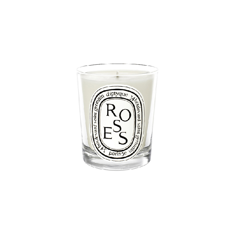 DIPTYQUE CANDLE ROSES