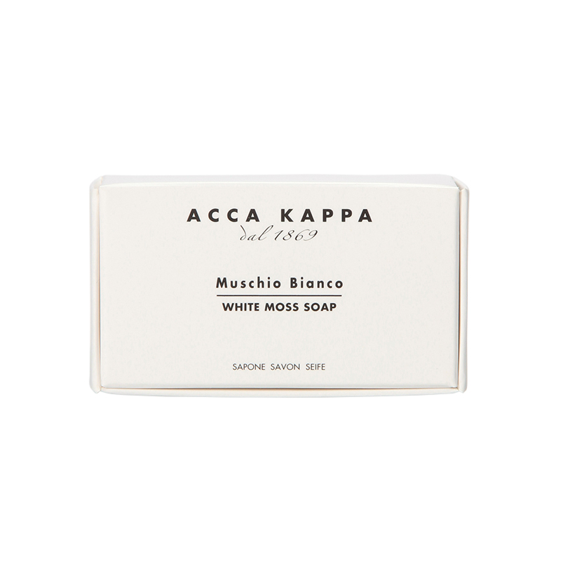 ACCA KAPPA WHITEMOSS SOAP 50GR