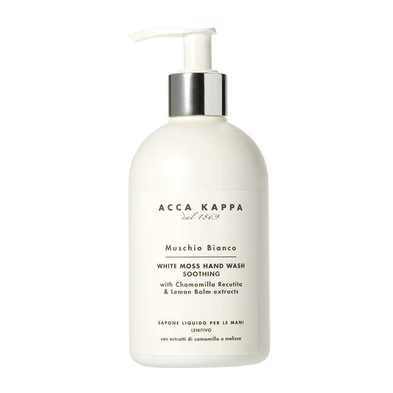 ACCA KAPPA WHITEMOSS HAND WASH 300ML
