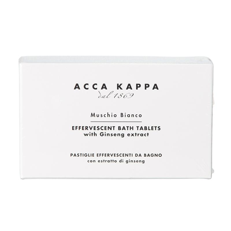 ACCA KAPPA WHITEMOSS BATH TABLET 28GX6