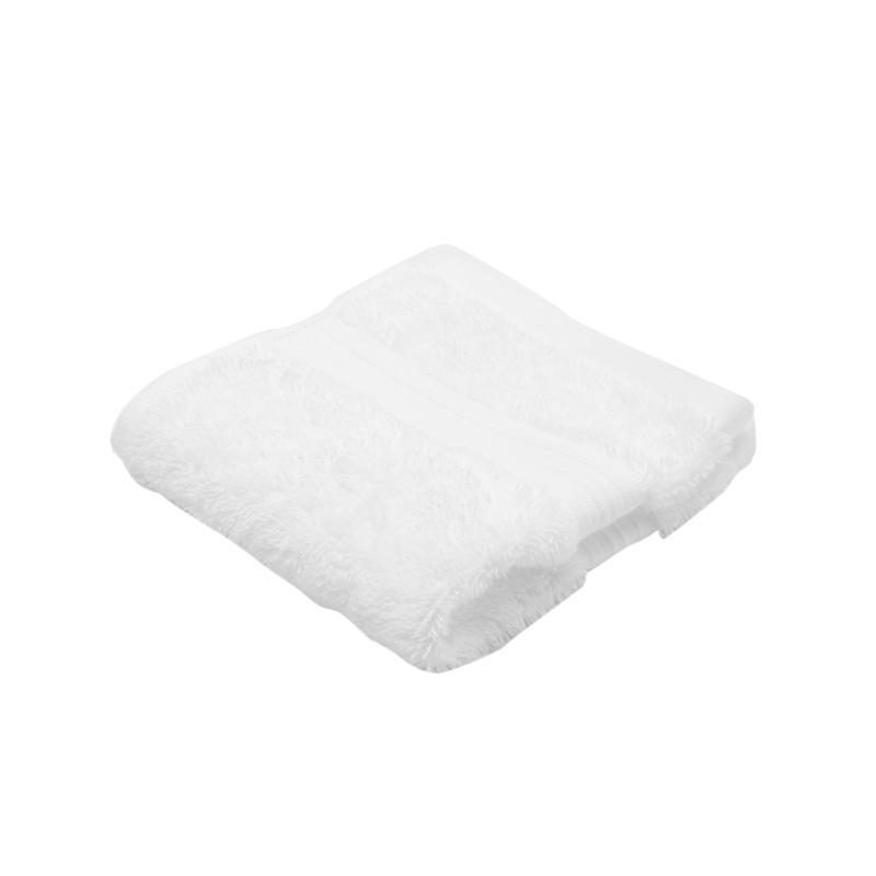 SUPIMA COTTON TOWEL 33X33CM WHITE