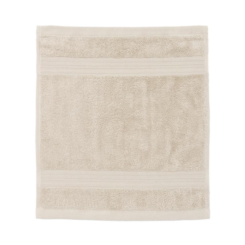 SUPIMA COTTON TOWEL 33X33CM BEIGE