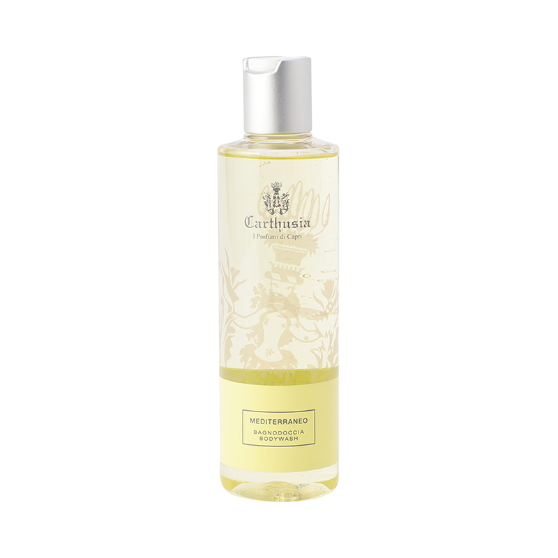 CARTHUSIA SHOWER WASH 250ML MEDITERRANEO