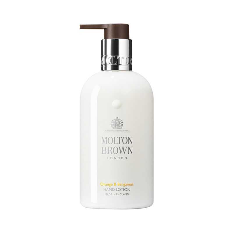 M.B ORANGE & BERGAMOT HAND LOTION 300ML