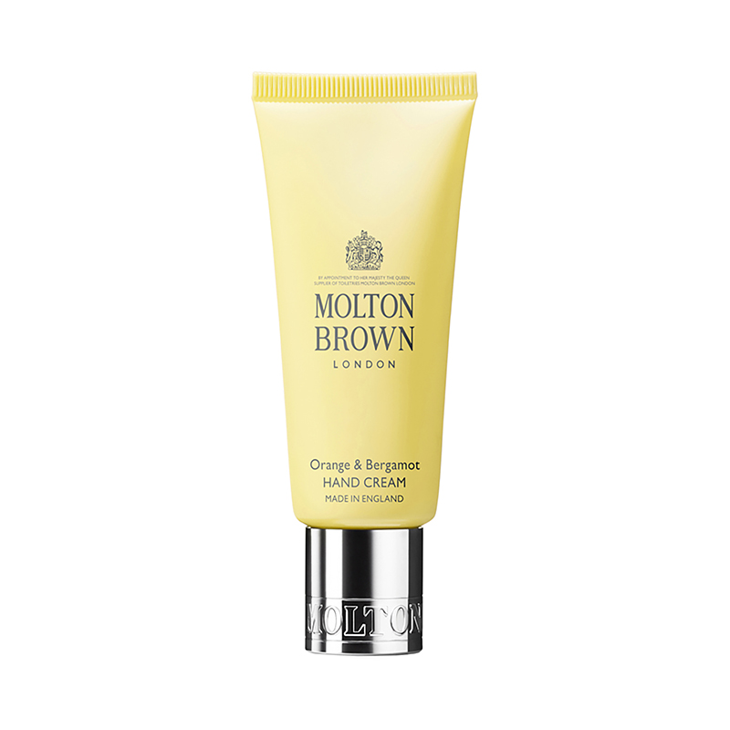 MOLTON BROWN ORANGE AND BERGAMOT HAND CREAM 40ML