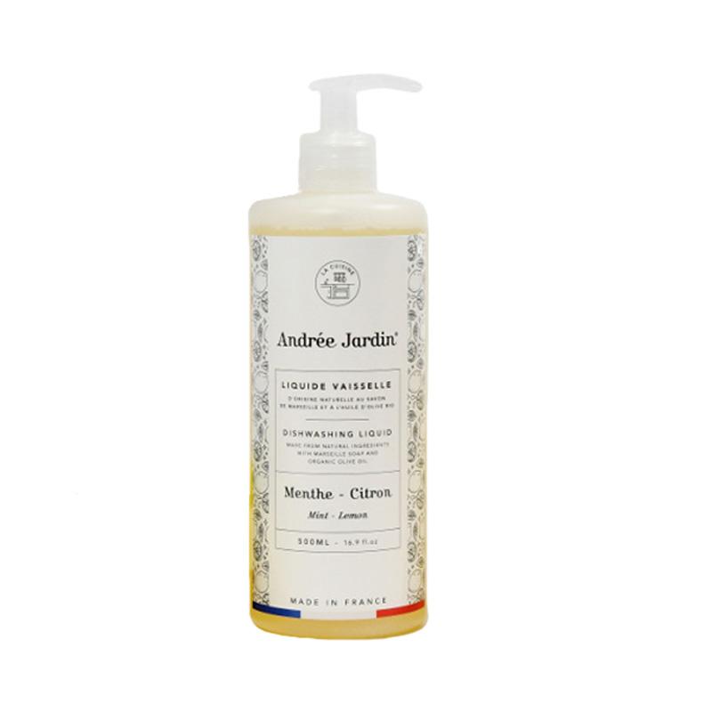 AJ/DISHWASHING SOAP MINT-LEMON (ORGANIC)