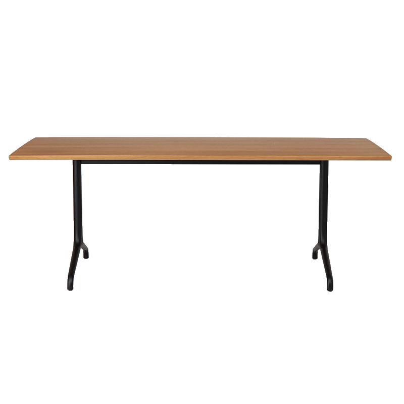 BELLEVILLE BISTRO TABLE LIGHT OAK W2000