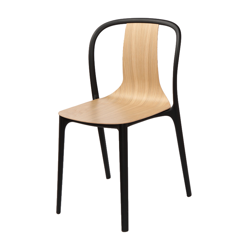 BELLEVILLE CHAIR NATURAL OAK