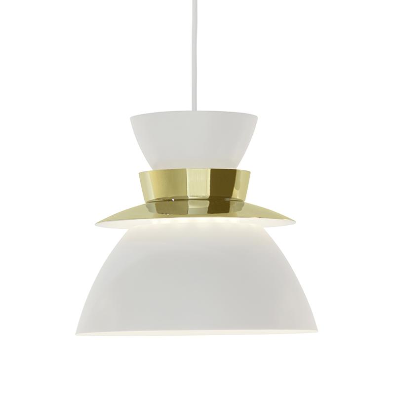 U336 PENDANT LAMP BRASS
