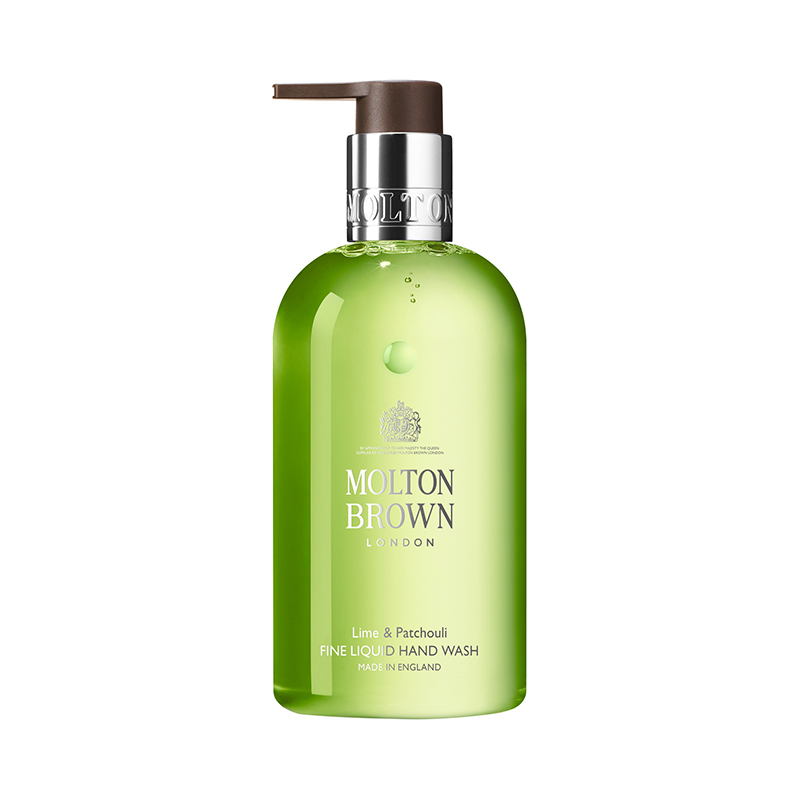 MOLTON BROWN LIME PATCHOULI HAND WASH 300ML