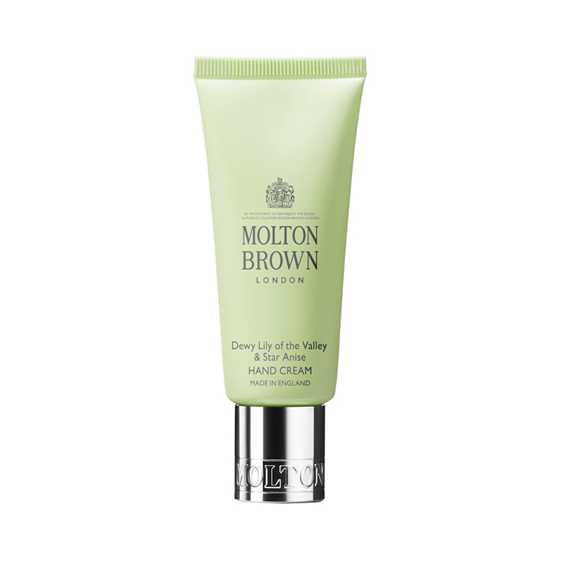 MOLTON BROWN DEWY LILY OF THE VALLEY HAND CREAM