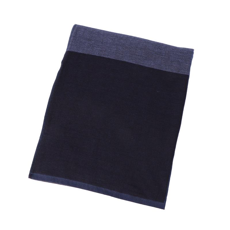 5TREES DIVISION8 BATHTOWEL63×130 DARK BLUE