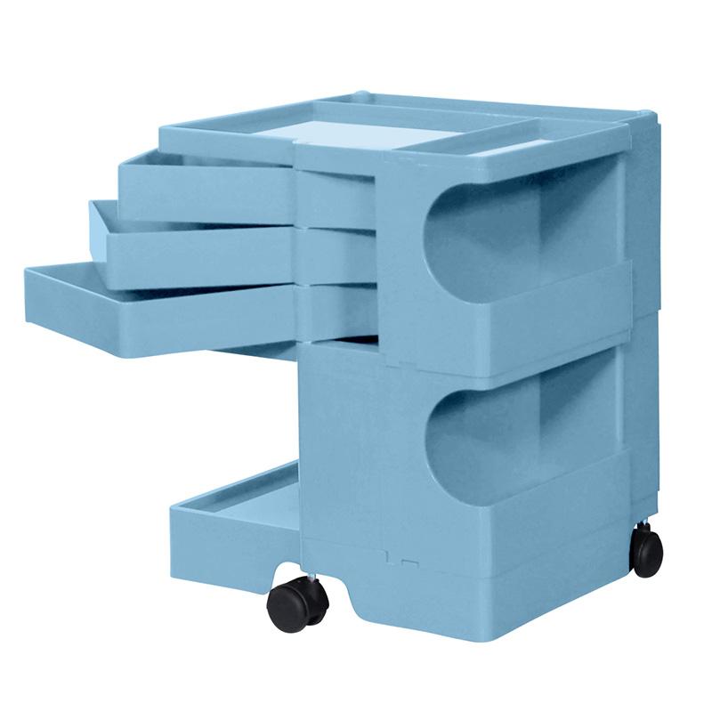 BOBY WAGON 2段3トレイ BONNIE BLUE