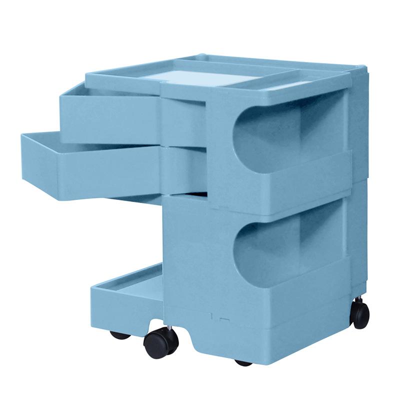BOBY WAGON 2段2トレイ BONNIE BLUE