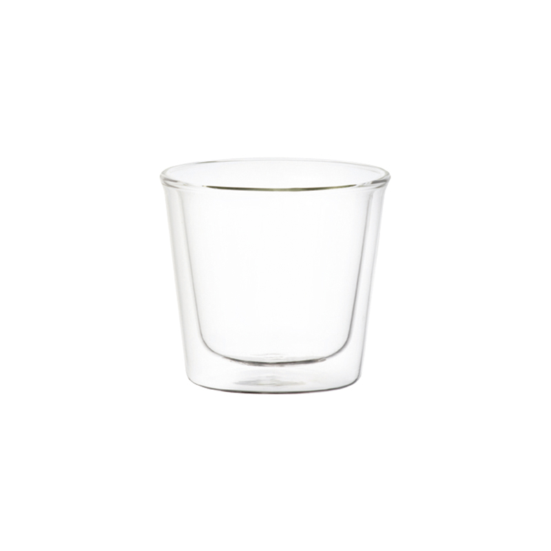 KINTO CAST DOUBLEWALL ROCK GLASS 250ML