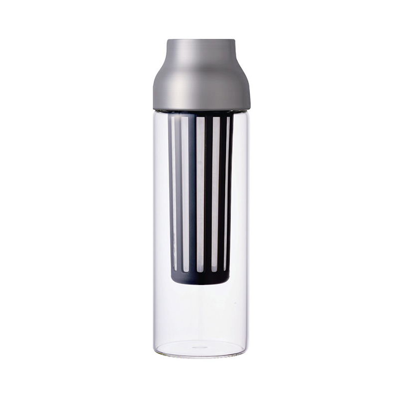 KINTO CAPSULE COLD BREW CARAFE 1L STAINLESS ST