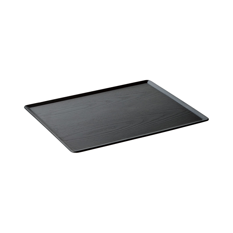 KINTO PLACEMAT 360X280 WILLOW BLACK
